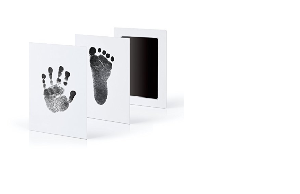 Immortalize a stage of your baby's growth with this imprint kit