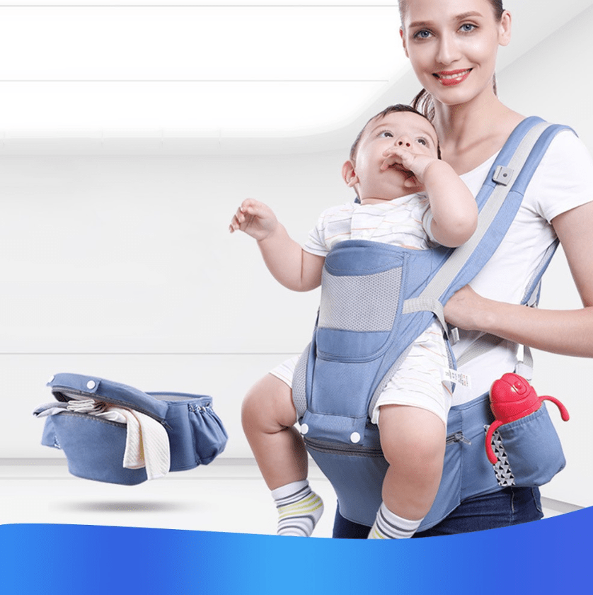 7 affordable, high-quality, comfortable baby carriers which literally make your baby part of you